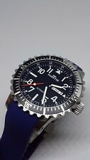 FORTIS B-42 Marinemaster Diver Men's  Automatic Watch on Blue rubber - BNIB