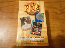 2012-13 Upper Deck Fleer Retro Basketball Box, Draymond Green RC, Lebron autos?