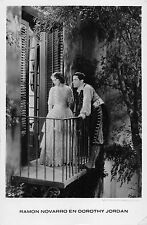 B10869 Actors Acteurs Cinema Film Ramon Novarro et Dorothy Jordan used 1931