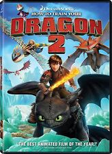 How to Train Your Dragon 2 (Format: DVD)