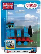 Thomas THE TANK ENGINE & Friends Mega Bloks Thomas 10501 5 PEZZI KIT doppia