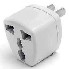 250V 10A Universal EU UK AU to US USA AC Travel Power Plug Adapter Converter