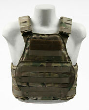 Spartan Armor Systems Armaply Swimmer Plate Carrier Cumber Multicam