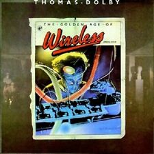 "THOMAS DOLBY ""GOLDEN AGE OF WIRELESS"" CD NEUWARE"