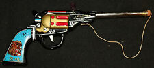 Vintage Japan Tin King Cork Gun (NM) Works Perfectly