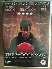 Kevin Bacon Kyra Sedgwick THE WOODSMAN ~ Rehabilitated Sex Offender Drama UK DVD
