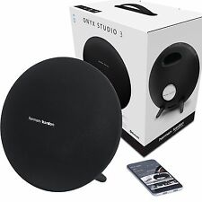 Harman Kardon Onyx Studio 3 Wireless Enceinte Bluetooth Portable Neuf Scéllé