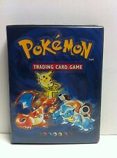 Pokemon Nintendo Trading Card  Pocket Album with Collectible Cards 1999 MINT!