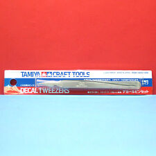 Tamiya #74052 Decal Tweezers [Craft Tools]
