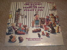 The Revolt Of The Teddy Bears LP James Duffy SEALED