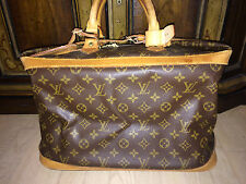 Authentic LOUIS VUITTON large signature CRUISER 40 bag travel luggage-$3,000