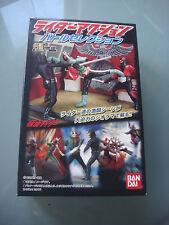 Masked Kamen Rider V1 V2 V3 Riderman X Real Product Stage Diorama Figure BANDAI