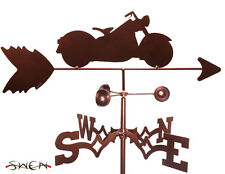 Hand Made Indian Motorcycle Weathervane *NEW*
