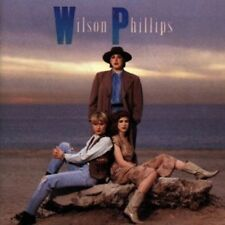 WILSON PHILLIPS - WILSON PHILLIPS  CD 10 TRACKS POP NEU