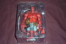"""Rare 2007 Gentle Giant 6"""" Animated Hellboy Action Figure Mint in Bubble"""