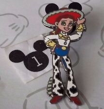 Jessie Cowgirl Hat Toy Story 2 Core Pins Standing Hand Up Pixar Disney Pin