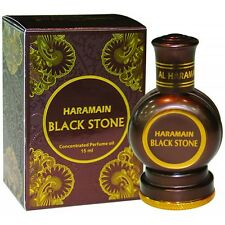 Black Stone 15ml Delicate Floral Musky Perfume Oil/Attar/Ittar by Al Haramain