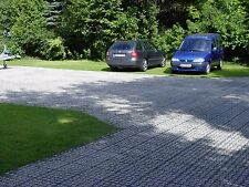 1sqm of EcoGrid E50 Porous Paving - Heavy Duty Ground Reinforcement