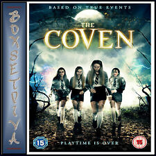 THE COVEN -  Dexter Fletcher **BRAND NEW DVD ***