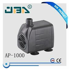 1000L/H (260 GPH ) Aquarium Submersible Fresh/Salt Water Fish Tank Water Pump