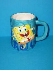 Sponge Bob Artsy Coffee Tea Mug 8 oz