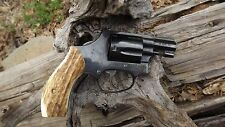 Elk Stag grips J frame Smith & Wesson antler great color and bark