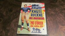 Knute Rockne All American (DVD 2006) Football Pat O'Brien Ronald Reagan