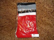 Buffalo Sabres Alternate Jersey Vintage Red Socks NEW IN PACKAGE
