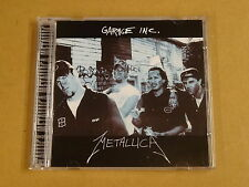 2-CD / METALLICA ‎– GARAGE INC.