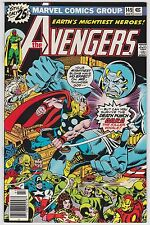 Avengers #149 NM- 9.2 Thor Vision Iron Man Captain America George Perez Art!