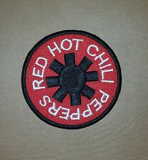 RED HOT CHILLI PEPPERS Rock Music Band, EMBROIDERED Iron/ Sew on Patch/ Logo