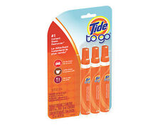 3 Tide To Go Detergent Pens Instant Stain Spot Remover