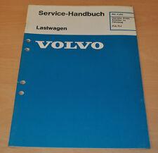 Volvo FL6 FL7 Getriebe R1000   LKW Lastwagen Truck Werkstatthandbuch
