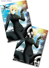 GE Animation Fate/Zero: GE26004 Saber File Folder