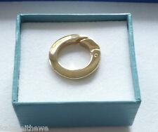 Pierre Lang* runde Kombi Öse gold vielseitig einsetzbar für Anhänger u. Ketten