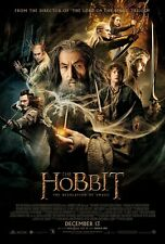 The Hobbit movie poster print (a) The Desolation Of Smaug : 11 x 17 inches (V2)