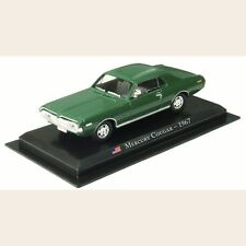 Mercury Cougar -1967 US diecast model 1:43 Legendary Cars Collection No 30