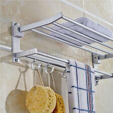 doppio da parete portasciugamani porta asciugamani da bagno towel rack hanger