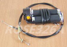 Handle Bar Grip Throttle Cable Set for 49cc 50cc 66cc 80cc Motorized Bicycle