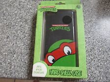 BRAND NEW NICKELODEON TEENAGE MUTANT NINJA TURTLES IPOD TOUCH 5 CASE