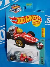 Hot Wheels NEW For 2017 Tooned Series #145 Head Starter Red