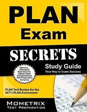 PLAN Exam Secrets Study Guide: PLAN Test Review for the ACT's PLAN Assessment P