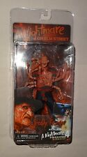 NECA Nightmare On Elm Street 4 Freddy Krueger Dream Master Reel Toys 2011 NEW!