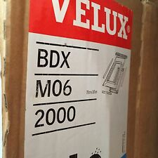 Genuine Velux BDX MK06 2000 78x118 cm New BOXED Insulation collar