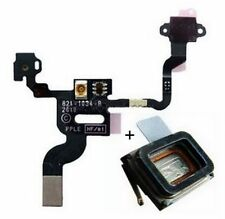 SENSOR PROXIMITY LIGHT FLEX CABLE FOR APPLE iPHONE 4 4G WITH FREE SPEAKER