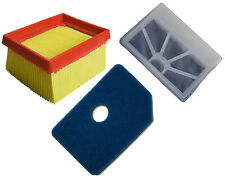Air Filter Set Fits MAKITA DPC6410, 7311