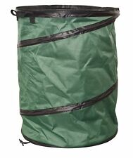 Pop Up Leaf Trash Can Easy Storage,Collapsible Polyester Bags Folding Garden