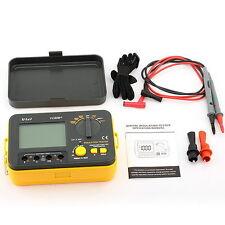 VICHY VC60B+ Digital Insulation Resistance Tester Megger MegOhmmeter Meter EM#01