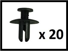 20 x SCREW RIVET TO FIT,MITSUBISHI EVO, MB-253964. TOYOTA 90467-07030