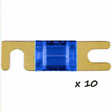 60 AMP MINI MIDI ANL FUSE (10 PACK) NEW FOR ANY MINI FUSE HOLDER